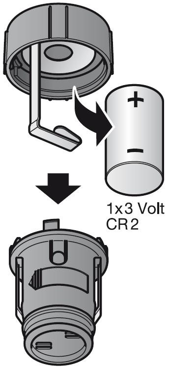Výmena batérie