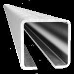Nerezové komponenty pre samonosnú bránu