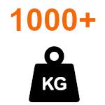 Pohony nad 1000kg