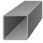 Joklový profil štvorcový