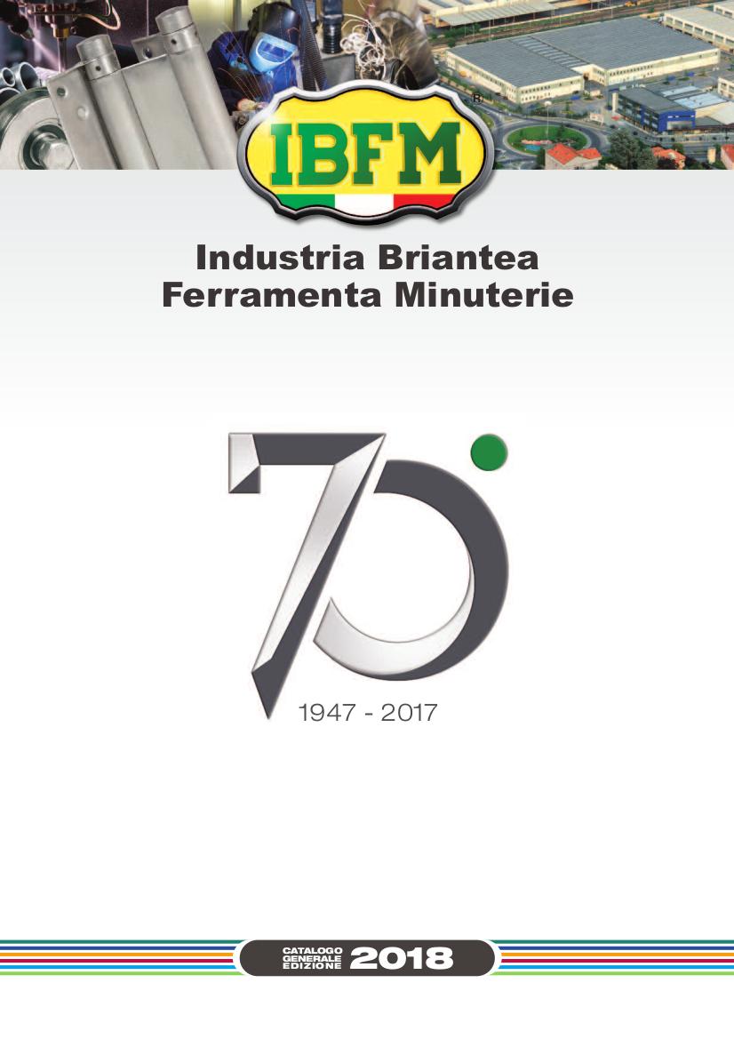 IBFM katalóg 2018