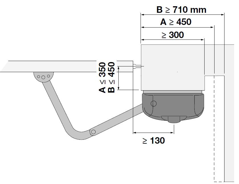 Obmedzenie použitia NICE HYPPO 7024