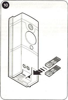 6. Podľa umiestnenia fotobuniek na mieste inštalácie nastavte adresovacie prepoje podľa tabuľky.
