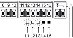 LED diódy NC a NO
