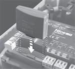 Rádiový prijímač pohonu