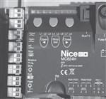 Riadiaca jednotka pohonu NICE MCA1