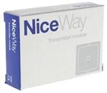 Bezdrôtové tlačidlo NICE NiceWay WM001C balenie