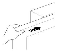 4. S bránou môžte hýbať manuálne