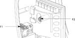 Poistky pohonu NICE Run riadiacej jednotky RUA1