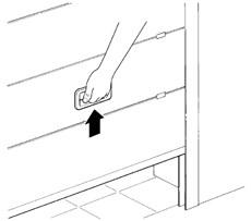 9. Skúste pohýbať krídlom, či sa hýbe ľahko, či vozík nikde nedrie, a či nie je potrebná nadmerná sila.