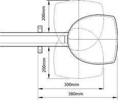 Predmontážne požiadavky NICE Spinbus 2/3