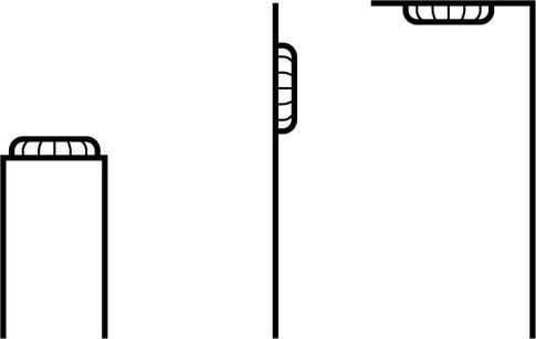 Ukážky montáže majáku-svetla NICE WLT