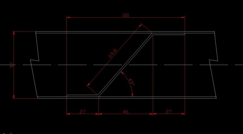 Z-profil lamela