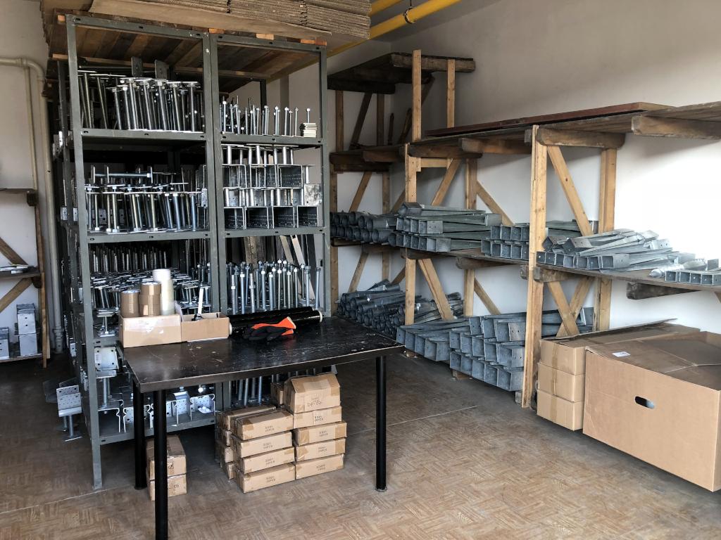 Tesárske kovanie - kotviace pätky a spojovací materiál