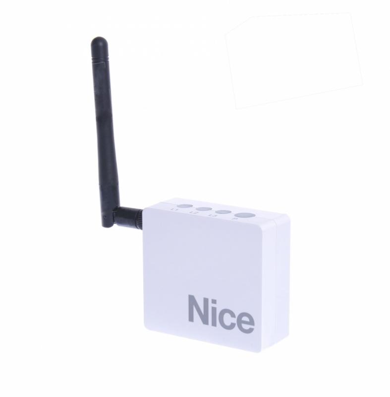 Wifi prijímač pre ovládanie pohonu