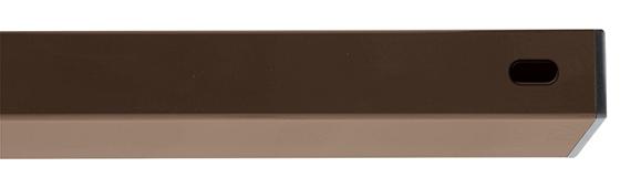 pilwood stĺpik hnedý