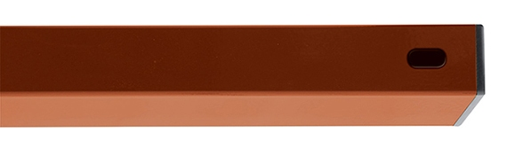 pilwood stĺpik červenohnedý