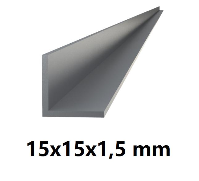 Profily tvaru L