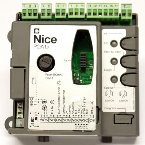 Инструкция Nice Poa1