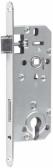 Zámok do bránky s oválnym predkom pre zapustenie 65mm