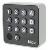 NICE EDSWG -trojkanálová bezdrôtová digitálna klávesnica
