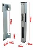 Univerzálna dorazová kazeta elektrozámku ľavá/pravá + elektrozámok, ZK-03
