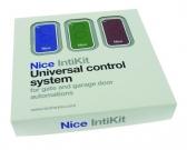 Sada na ovládanie ľubovoľnej automatizácie NICE-INTIKIT s diaľkovým ovládaním a s externým príjmačom NICE-OX2
