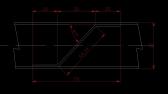 Z-profil-lamela 20x30x20x1,5mm, pozinkovaný, 2m - kus