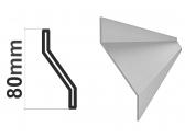 Z profil LS-Z2 23x47x23x1,5mm, pozinkovaný, 2m - kus