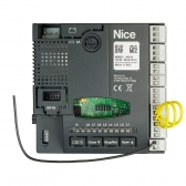 NICE MCA2R10 - náhradná riadiaca jednotka pre riadiacu centrálu NICE MC424LR10 so zabudovaným príjamčom