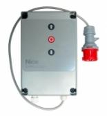NICE NDCC2000 - nová riadiaca jednotka pre priemyselné pohony SD