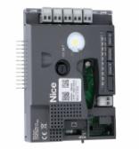 NICE SNA20R10 - nová riadiaca jednotka pre pohony NICE Spinbus SN6023