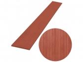 Plotovka, červenohnedá farba, 90x16mm