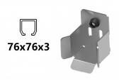 Dojazdová kapsa - INOX