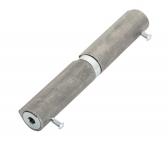 Samozatvárací pánt, dvojdielny, 150mm, navárateľný, ľavý