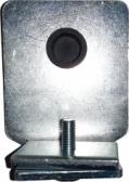 Záslepka (kryt) pre C-profil 57×67×3 mm
