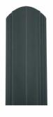 Oceľová plotová lamela Premium, antracit
