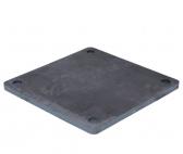 Univerzálna platňa s otvormi 14mm, rozmer 200x200x10 mm