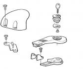 PRWNG01 - dvierka odblokovania