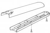 PRMB07F - kit krytu spodný a vrchný