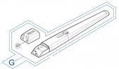 SPCG013800A - kit horného krytu pre TOONA 5