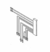 CA31.5320 - konektor 12 kont. s káblami