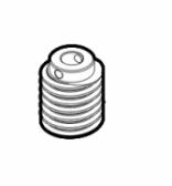 PD0681A0000 - slimák prevodovky pre RUN