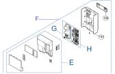 SPSPYBOXB - set krytov s riadiacou jednotkou