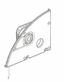 BMG1276R07.45673 - kovový kryt