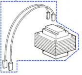 PRSO05 - transformátor