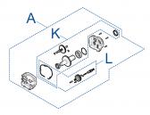 SPAMG248A00 - prevodovka