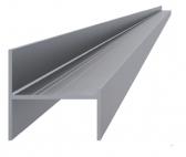 Hliníkový UT profil - 50x44x6000 mm