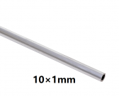 Hliníková trubka 10x1mm