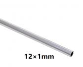 Hliníková trubka 12x1mm